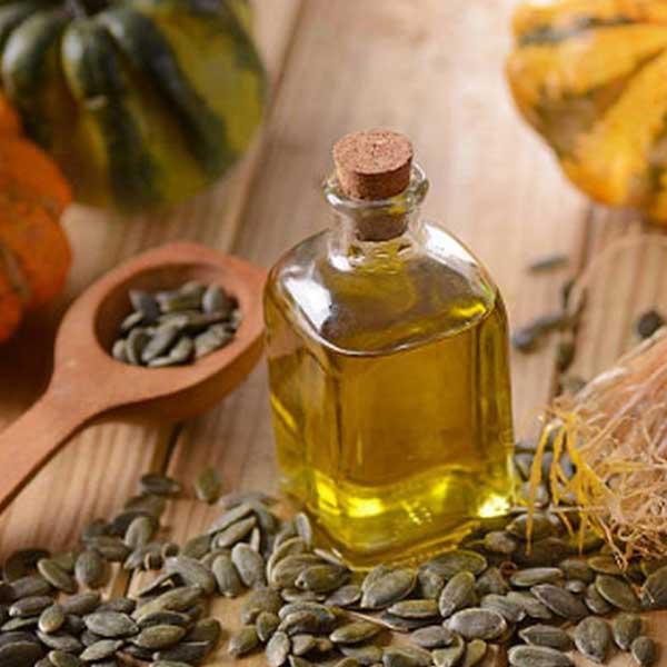 сиродавлена олія насіння гарбуза