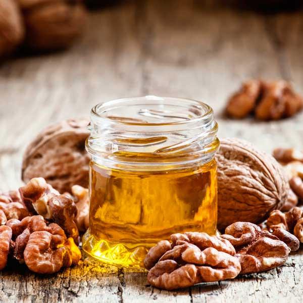 сиродавлена олія волоського горіха