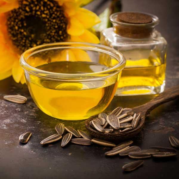 сиродавлена олія соняшникова
