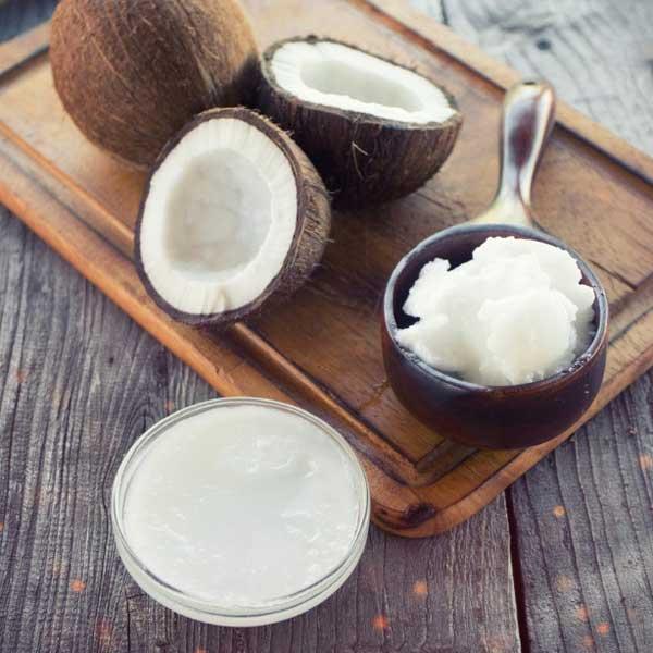 сиродавлена олія кокосова